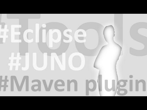 Installing Maven plugin in Eclipse JUNO