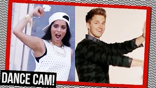 Dancing Behind the Scenes with your Fave YouTubers!!! #17YouTube