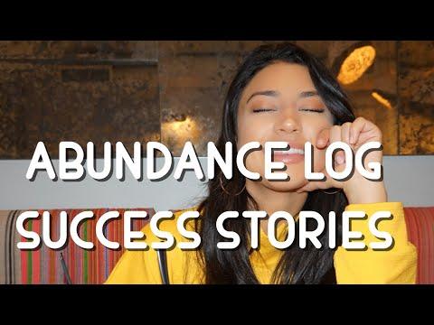 Abundance Log & Visualization Success Stories | Manifestation Monday | Leeor Alexandra