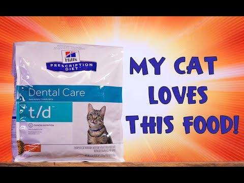 Best Cat Food - Hill's Prescription Diet Dental Care T/D