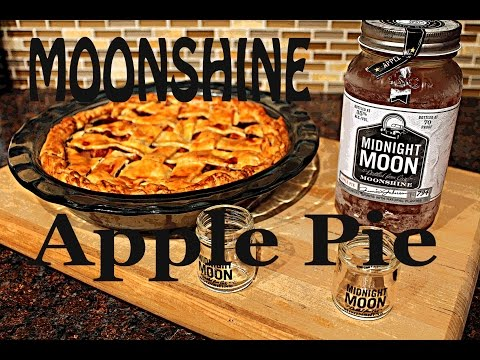 Moonshine  Apple Pie