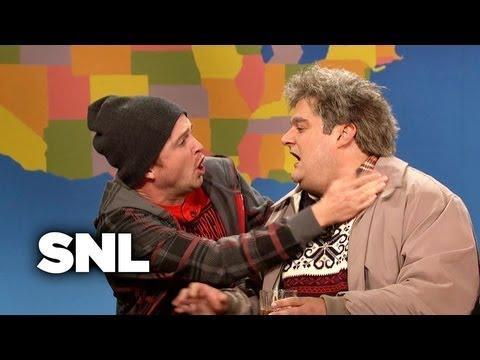 Weekend Update: Drunk Uncle and Meth Nephew - Saturday Night Live