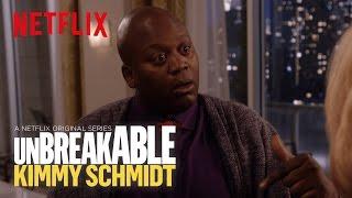 Unbreakable Kimmy Schmidt | Season 3 - Exclusive Clip: Cork Rockingham | Netflix