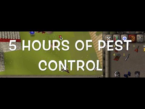 5 HOURS OF PEST CONTROL 2007 RUNESCAPE #1