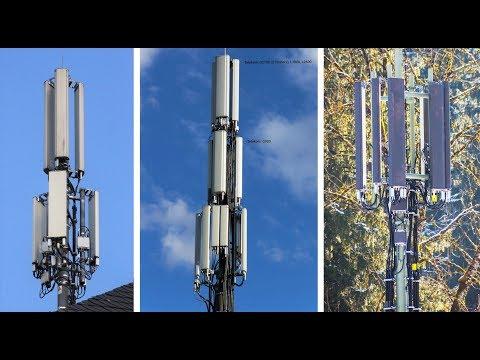 Deutsche Telekom 4G Masts Explained with RF Schematics (Mit deutschen Untertiteln)