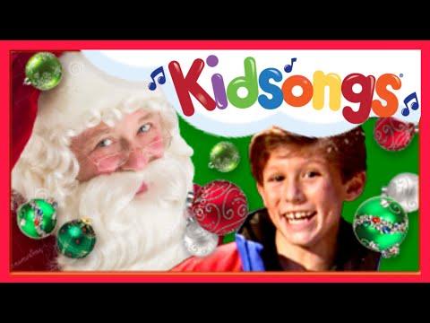 Jingle Bells | Deck The Halls | Kids Christmas Songs | Christmas Kids Songs | Kidsongs TV | PBS Kids