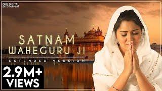 Satnam Waheguru Ji   Simran   Extended Version For Meditation