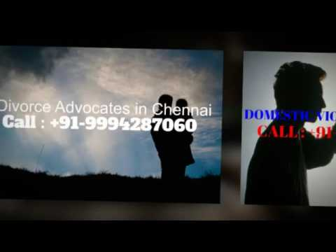 Applying Divorce in Chennai | Best Advocates for Domestic Violence & maintenance cases