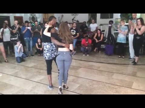 Mike Even's & Emelie - Kizomba Gold Dubai Festival 2016