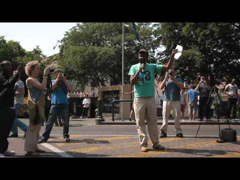 Voices from Occupy Johannesburg, South Africa (HD Version)