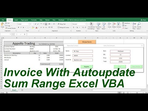 How to write vba code in excel 2010 pdf -