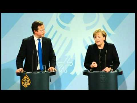 UK and Germany urge decisive action on crisis