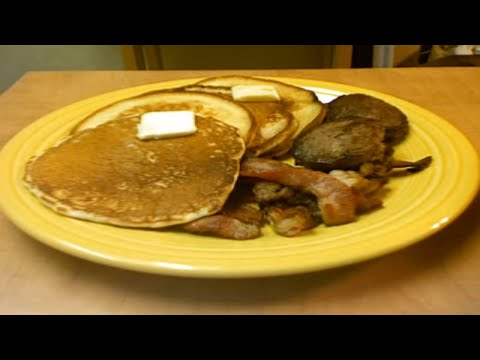 Classic American Pancakes with Michael's Home Cooking