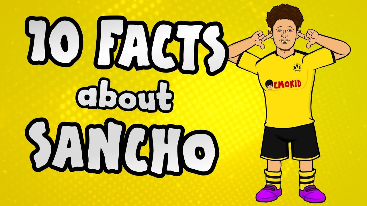 Jadon Sancho: 10 facts about Dortmund's wonderkid! ► Onefootball x 442oons