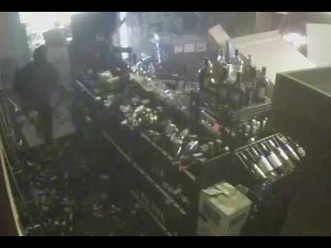 Prince George - Liquor Stores being Targeted for Break & Enters