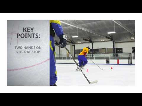 Hockey Skills with Jari Byrski: Acceleration and quick feet