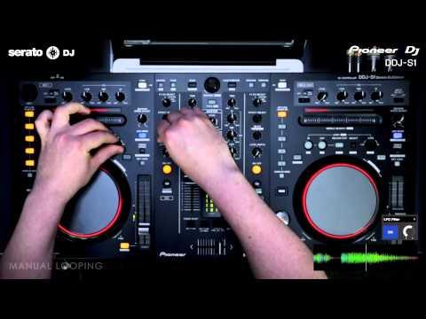 DDJ-S1 Serato DJ Edition Performance