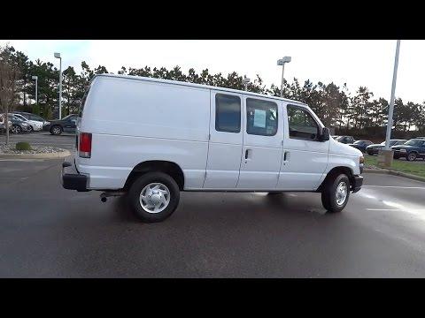 2014 Ford E-250 Wilson, Rocky Mount, Goldsboro, Tarboro, Greenville, NC 10244A