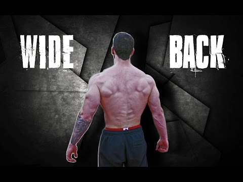 Build A Wider Back With Calisthenics | Wide Grip Pull Ups