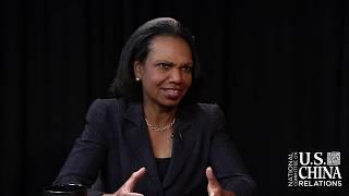 2018 CHINA Town Hall with Condoleezza Rice