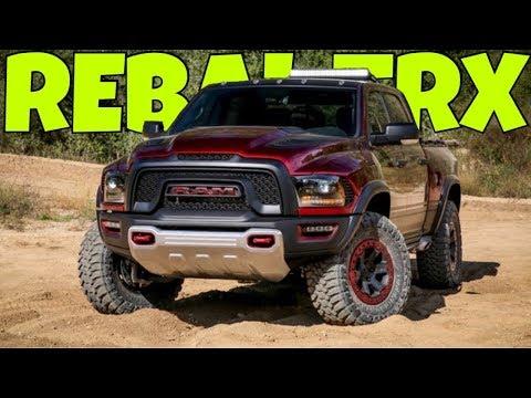 HELLCAT RAM REBEL TRX BEST TRUCK EVER???