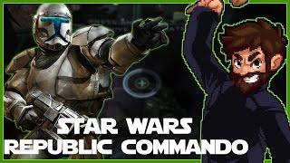 Star Wars Republic Commando - Judge Mathas