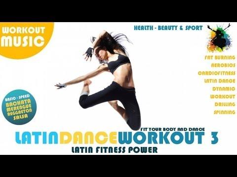 LATIN DANCE WORKOUT VOL.3 ► REGGAETON, MERENGUE, SALSA, BACHATA
