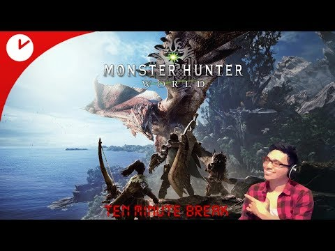 First Multiplayer Coop Gameplay | Monster Hunter World PS4 PRO | Dual Wield Build