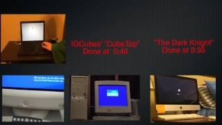 Ultimate Mac vs. PC Boot Race
