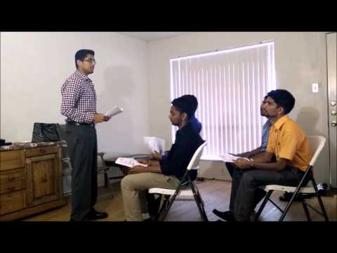 Demonstration Speech : How to make Good Resume