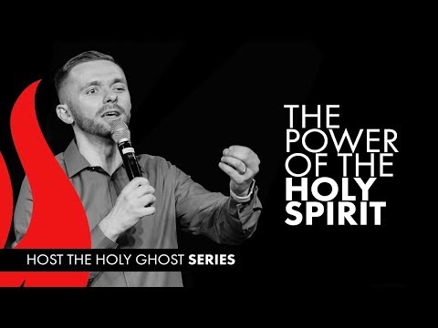 POWER OF THE HOLY SPIRIT | Pastor Vlad