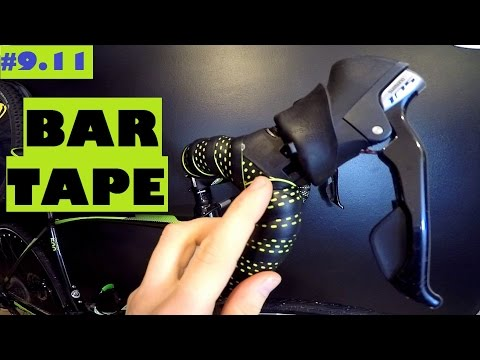 How to change and wrap bar tape - different STYLES. Replacement.