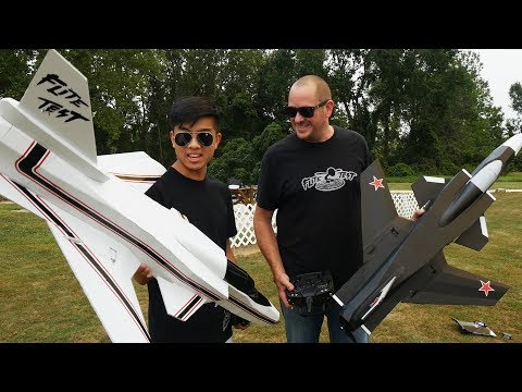 DIY NASA Jet  |  FT X-29