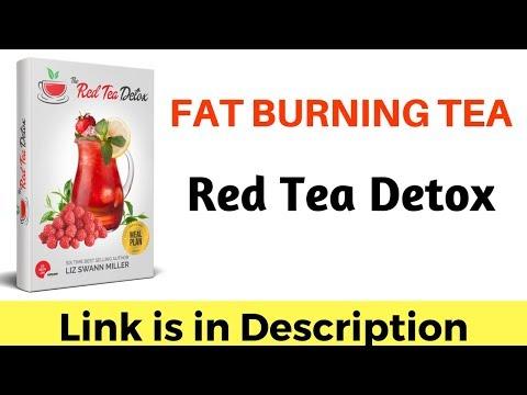 Fat Burning Tea | Red Tea Detox | Skinny Tea Reviews