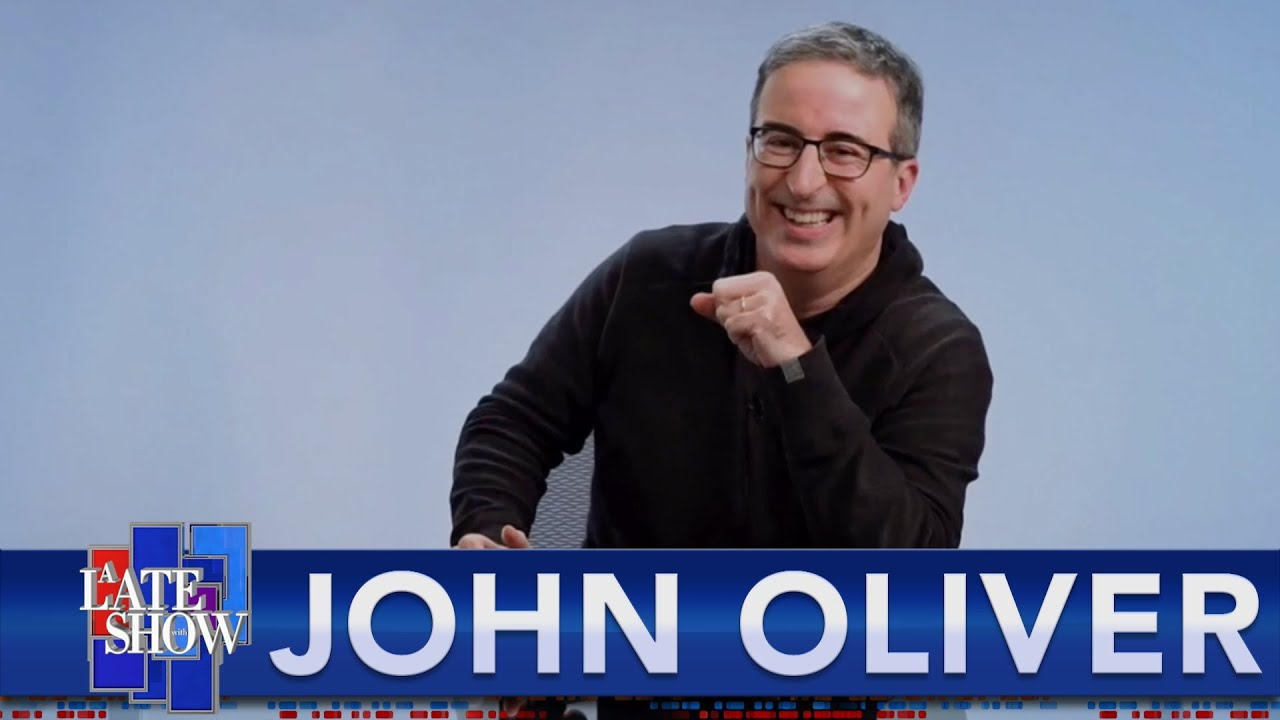 """John Oliver: HBO Will Never Find Out How Much All The """"Last Week Tonight"""" Mascots Cost"""