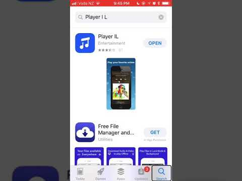 Download YouTube converter convert music free on iPhone app store link in description