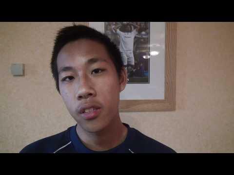UK Football Academy - EduKick England - Irving Choi (Hong Kong) Interview