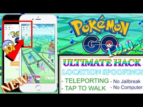 LATEST Pokemon Go Hack 1.13.4 WORKING! iOS 10 - 10.2 (NO Jailbreak + NO PC) Teleport & Tap to Walk!