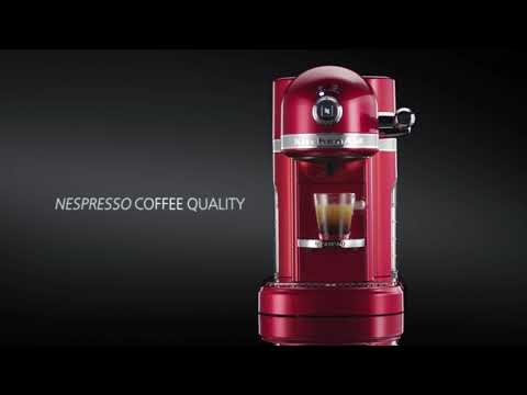 Introducing Nespresso by KitchenAid