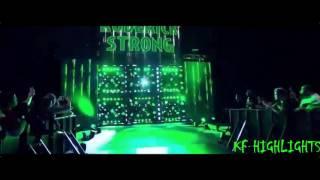 Andrade Cien Almas vs Roderick Strong Nxt Takeover San Antonio Highlights