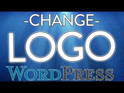 Change The Logo In Wordpress