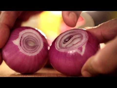 Onions :- How to Peel/Slice/Chop Onions