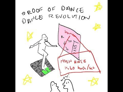 DanceDance: Mining cryptocurrency using Dance Dance Revolution