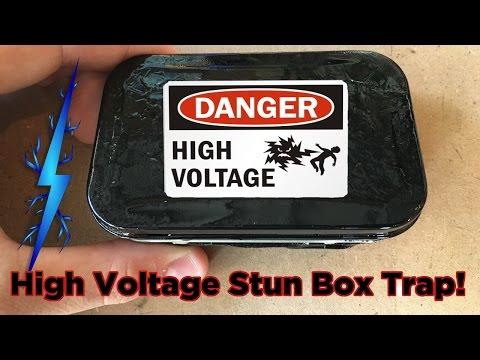Ben Builds: Zap Your Friends with the DIY Altoids Tin Stun Box!
