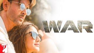 War - In Cinemas now | Book Tickets | Ghungroo Song Promo | Hrithik Roshan | Vaani | Arijit Singh