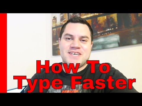 How To Type Faster - Simple Trick Improves Speed And Accuracy