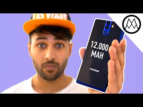 THE INSANE DUAL BATTERY SMARTPHONE!