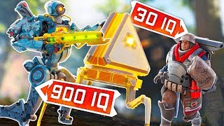 Download THE *BEST* 900 IQ PATHFINDER STRAT!! - Best Apex Legends Funny Moments and Gameplay Ep 150 Video