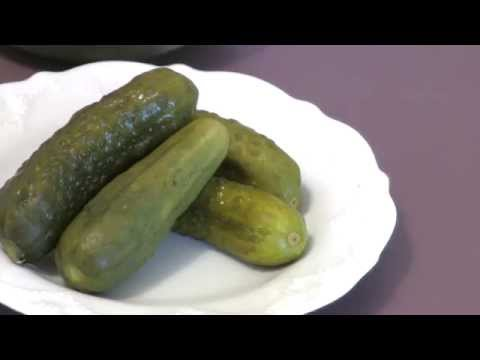 How to make Homemade Cucumber Pickle