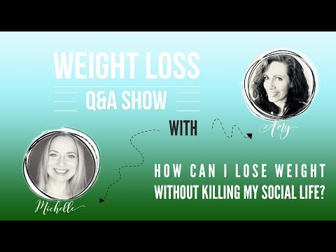 How Can I Lose Weight Without Killing My Social Life?